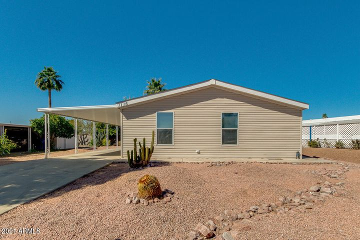 1116 S PALO VERDE Street, Mesa, AZ 85208
