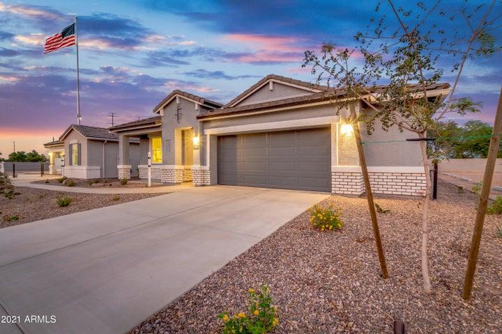24714 N ALFALFA Drive, Florence, AZ 85132