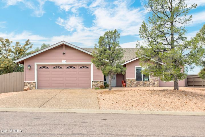 306 S Golden Bear Point, Payson, AZ 85541