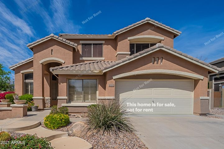 40202 N FAITH Lane, Anthem, AZ 85086