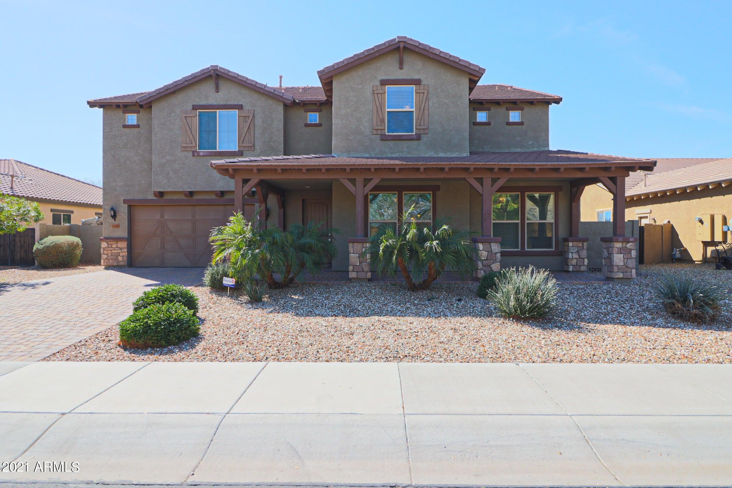 2426 N 161ST Avenue, Goodyear, AZ 85395