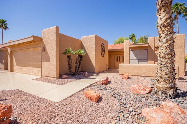 26614 S RIBBONWOOD Drive, Sun Lakes, AZ 85248