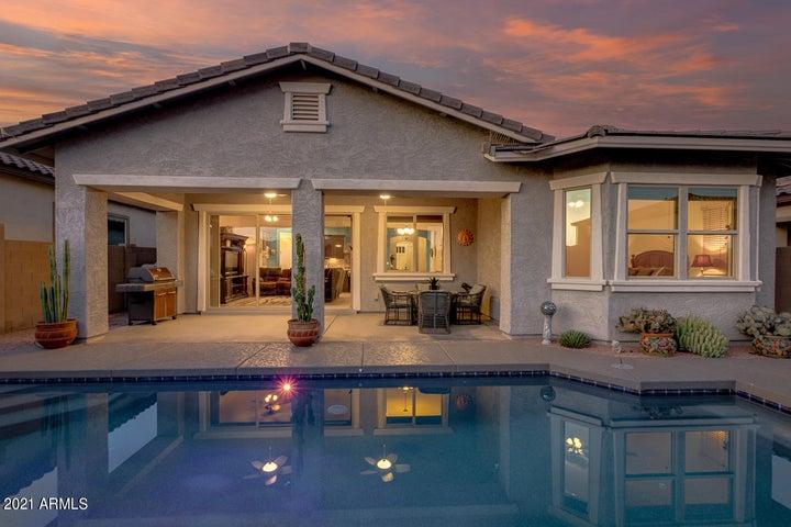20553 W CARLTON MANOR Manor, Buckeye, AZ 85396
