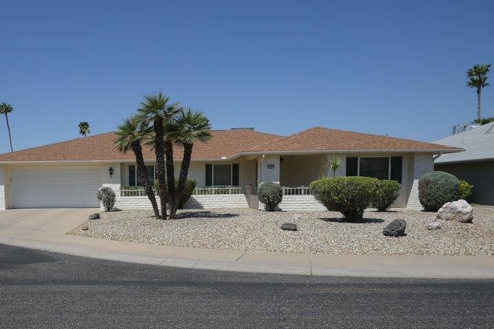 21014 N PALM DESERT Drive, Sun City West, AZ 85375