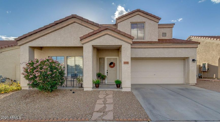 1118 N 87TH Place, Mesa, AZ 85207