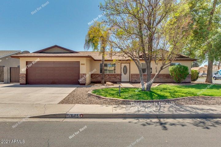 2645 E IRWIN Avenue, Mesa, AZ 85204