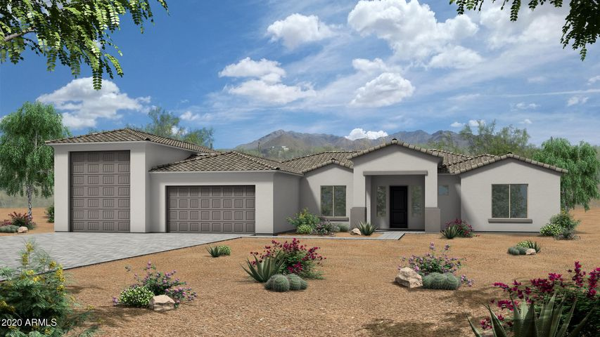 Xx2 N 156 Street, Lot 2, Scottsdale, AZ 85262