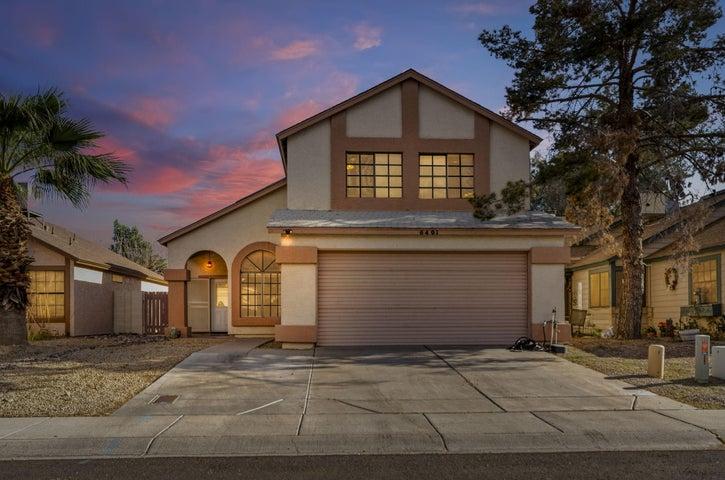 6401 W MERCER Lane, Glendale, AZ 85304