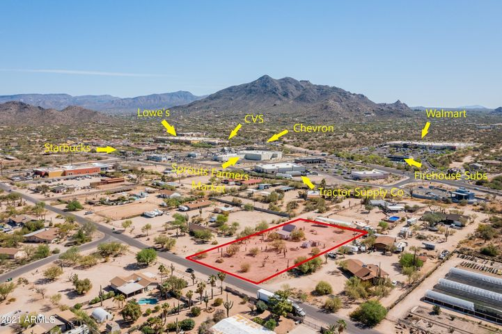 34047 N 52ND Street, Cave Creek, AZ 85331
