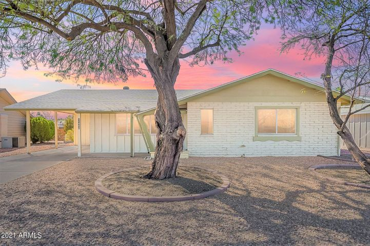 11444 N HAGEN Drive, Sun City, AZ 85351