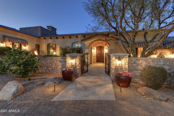 4530 E QUARTZ MOUNTAIN Road, Paradise Valley, AZ 85253