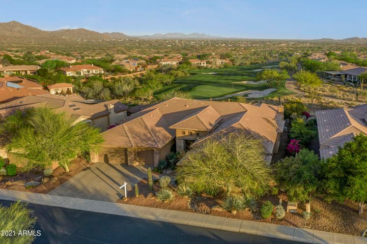 One of the Most Exclusive Lots in Anthem Country Club