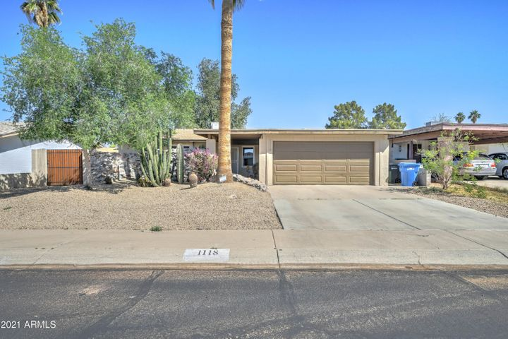 1118 W MURIEL Drive, Phoenix, AZ 85023