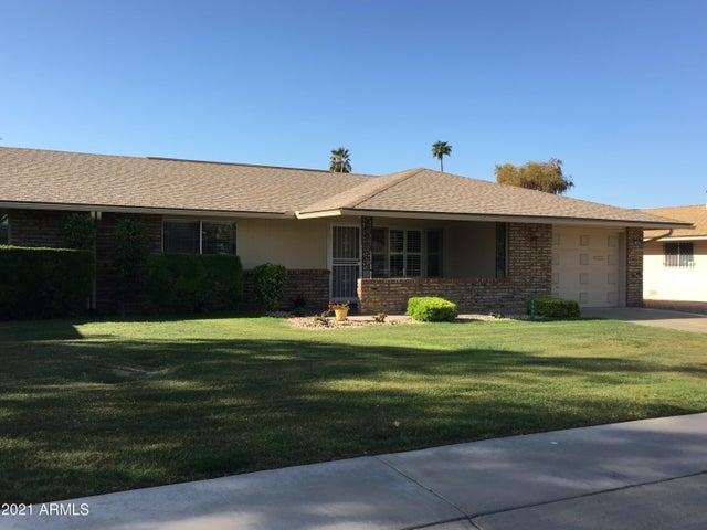 9407 SANDSTONE Drive, Sun City, AZ 85351