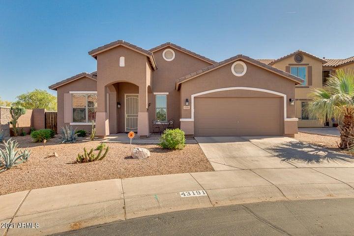 43191 W DELIA Boulevard, Maricopa, AZ 85138