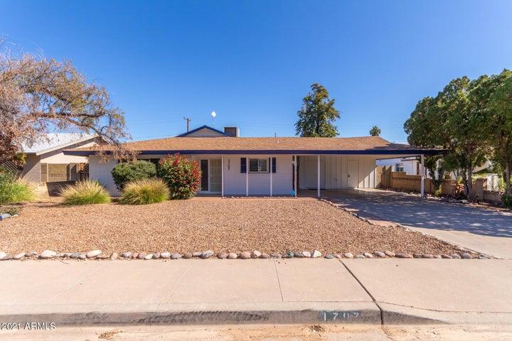 1707 N BRIDALWREATH Street, Tempe, AZ 85281