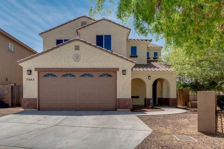 7443 W WOLF Street, Phoenix, AZ 85033