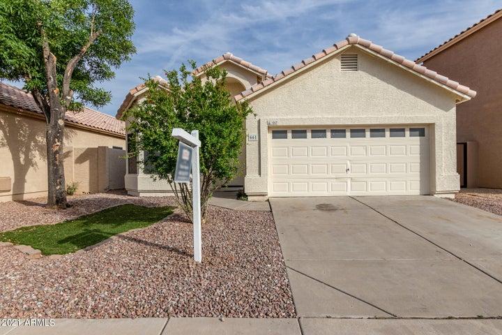 661 S Catalina Street, Gilbert, AZ 85233