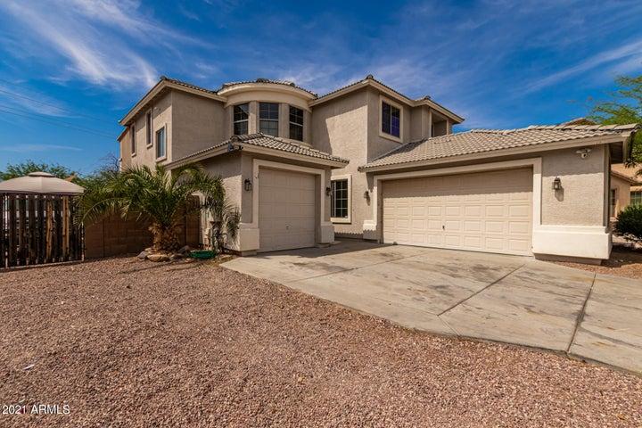 2370 S 259TH Avenue, Buckeye, AZ 85326