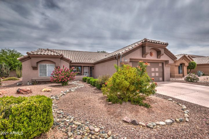 22413 N CHEYENNE Drive, Sun City West, AZ 85375