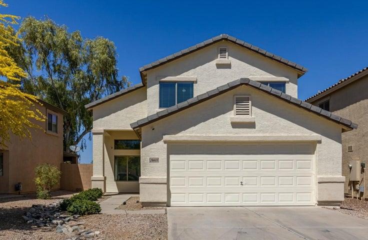 28603 N DOLOMITE Lane, San Tan Valley, AZ 85143