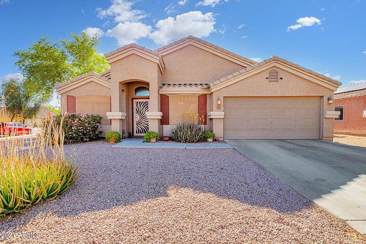 19434 N WILSON Street, Maricopa, AZ 85138