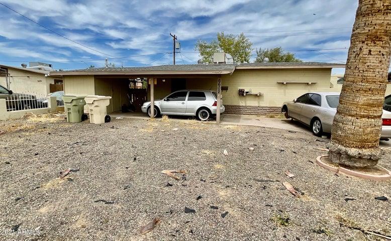 6602 W KEIM Drive, Glendale, AZ 85301