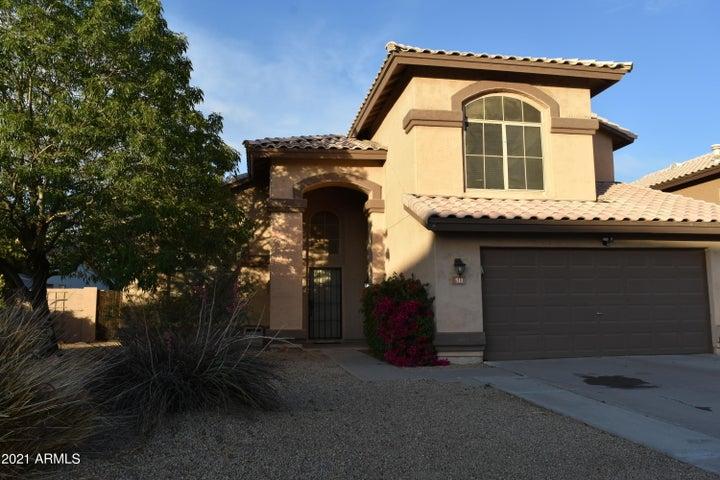 511 N HOPI Avenue, Gilbert, AZ 85234