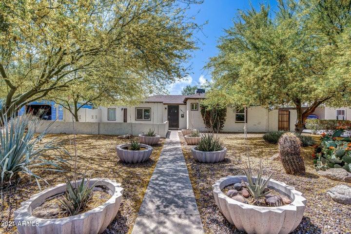 1613 W VERDE Lane, Phoenix, AZ 85015