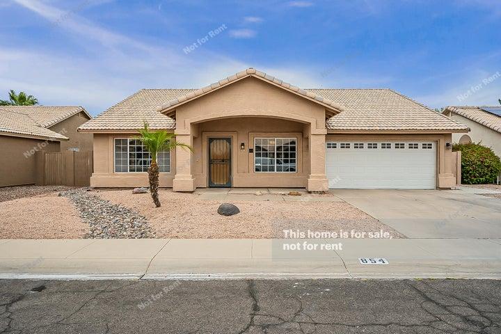 854 E CINDY Street, Chandler, AZ 85225