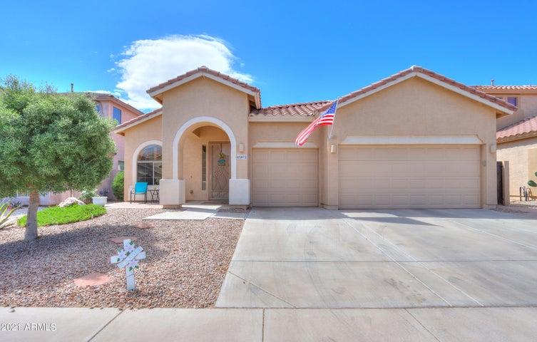 43873 W KNAUSS Drive, Maricopa, AZ 85138