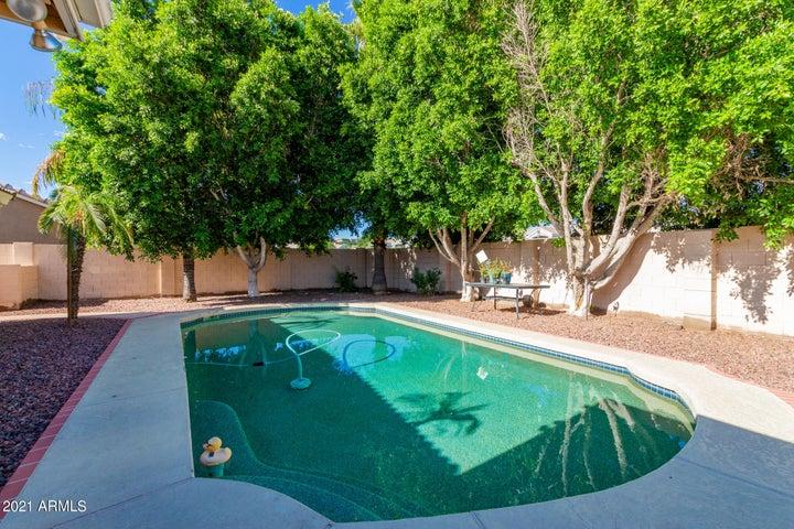 701 N LISBON Drive, Chandler, AZ 85226
