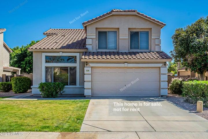 519 W SCOTT Avenue, Gilbert, AZ 85233