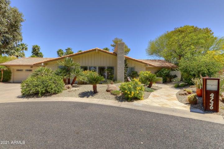 4736 E PALO VERDE Drive, Phoenix, AZ 85018