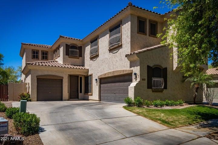 4554 S MAVERICK Court, Gilbert, AZ 85297