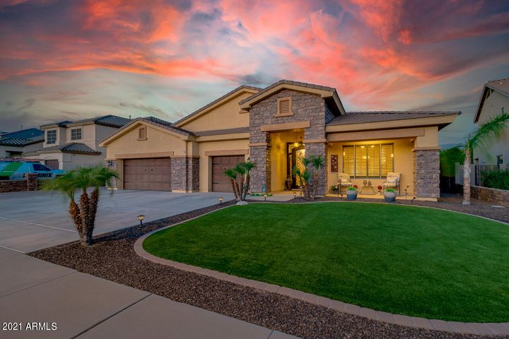 4847 S CALDERON, Mesa, AZ 85212
