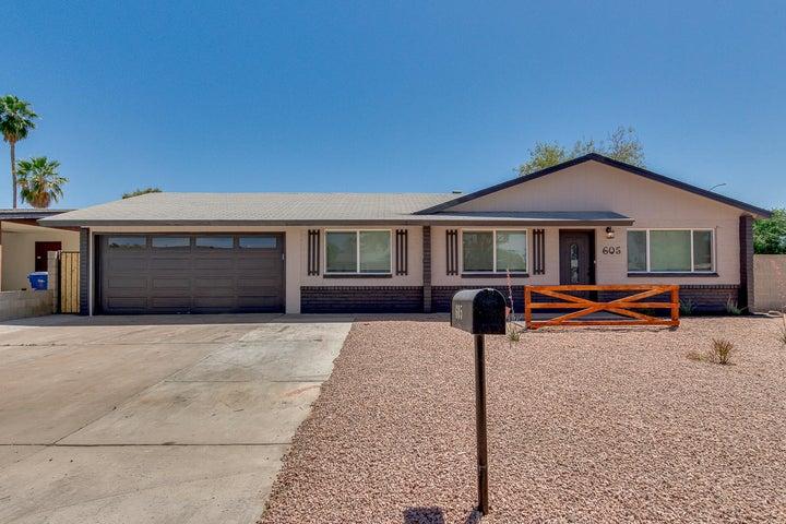 605 E HAMPTON Avenue, Mesa, AZ 85204