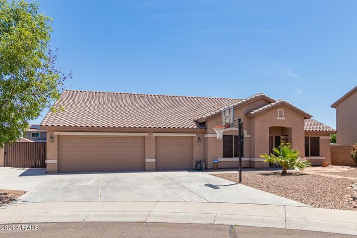 21731 N 85TH Drive, Peoria, AZ 85382