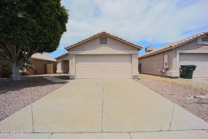 3550 W Via Del Sol Drive, Glendale, AZ 85310