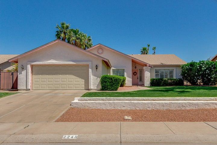 2248 W TANQUE VERDE Drive, Chandler, AZ 85224