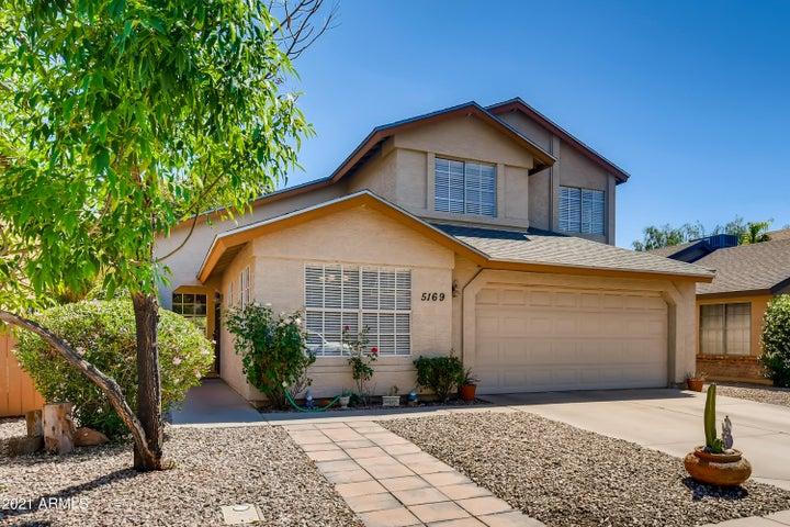 5169 W SARAGOSA Street, Chandler, AZ 85226