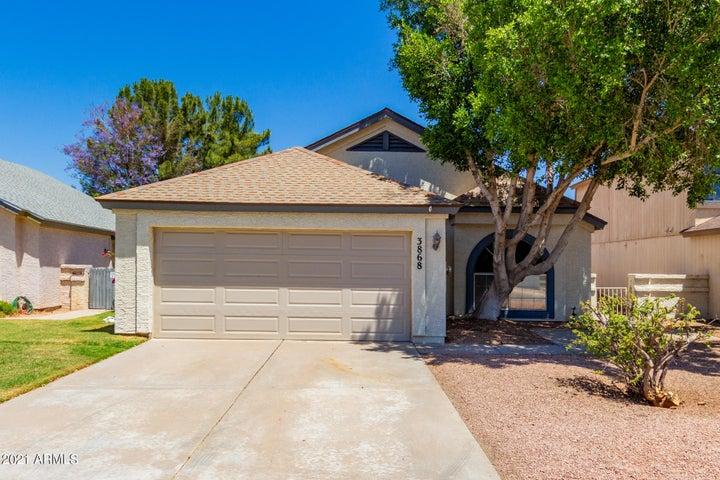 3868 W BUTLER Street, Chandler, AZ 85226