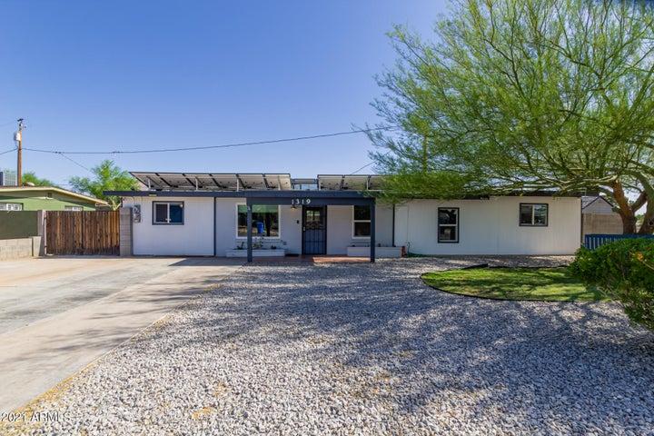 1319 E ORANGEWOOD Avenue, Phoenix, AZ 85020