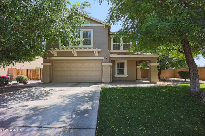 2439 E OXFORD Court, Gilbert, AZ 85295