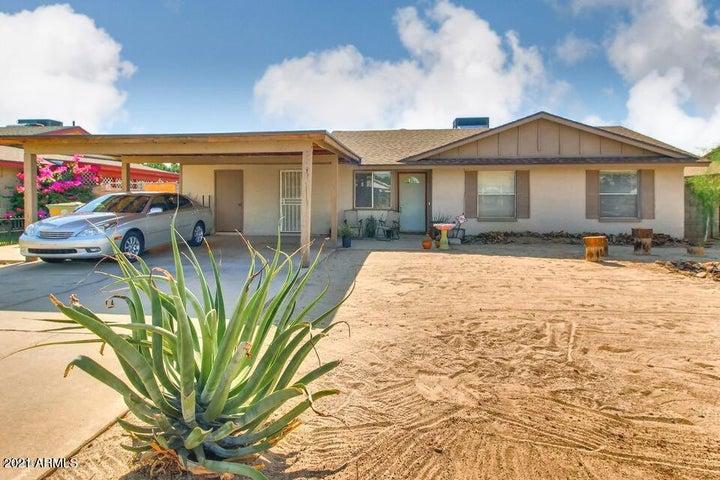 5523 W MISSION Lane, Glendale, AZ 85302