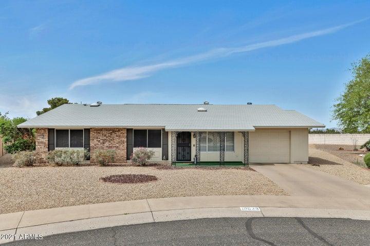 10629 W AZTEC Drive, Sun City, AZ 85373