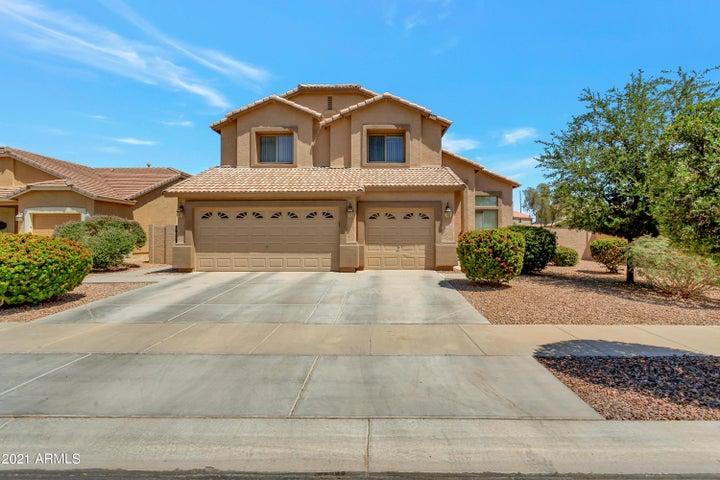 14156 W DESERT HILLS Drive, Surprise, AZ 85379
