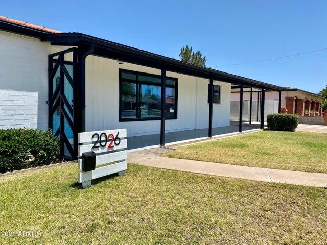 2026 W MISSOURI Avenue, Phoenix, AZ 85015