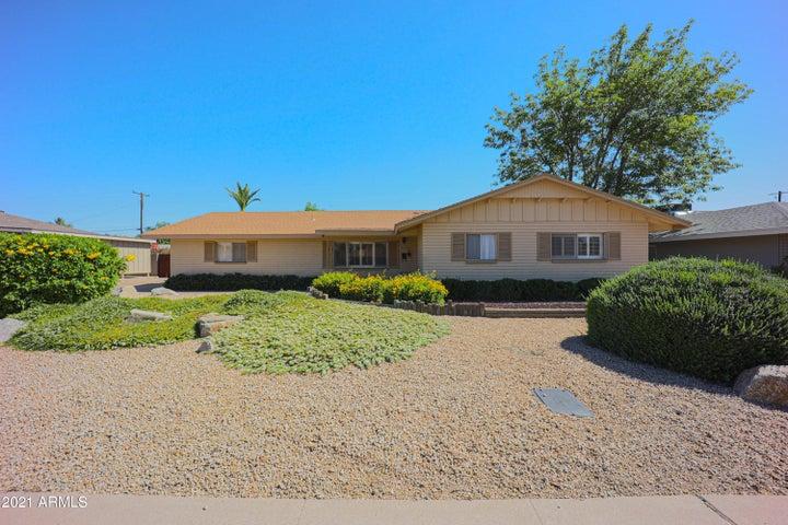 8219 E Rancho Vista Drive, Scottsdale, AZ 85251