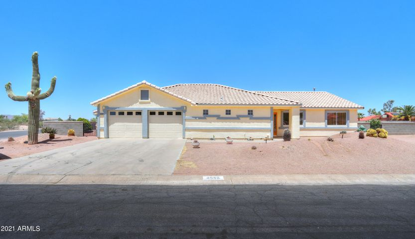 8598 W CANTERBURY Lane, Arizona City, AZ 85123